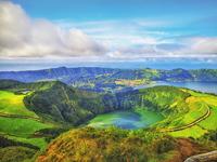 Kratersee Azoren