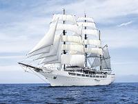 Segelschiff Windjammer