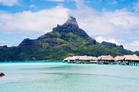 Südsee Strand Bora Bora